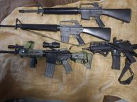 M16系中途半端特集