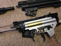 久々にH&K MP5A4のチューン!!