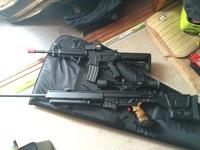 僕の持っている銃 2丁目,3丁目 ~東京マルイ スタンダード SPG-1  G&G製 MAGPUL M4(?)~