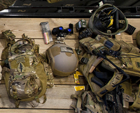 軍装ガイド:最新グリーンベレー装備一式