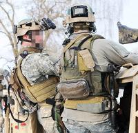 【何個あっても困らない、米陸軍SOFのフラバンポーチ!!】PARACLETE