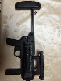 ironairsoft製M320