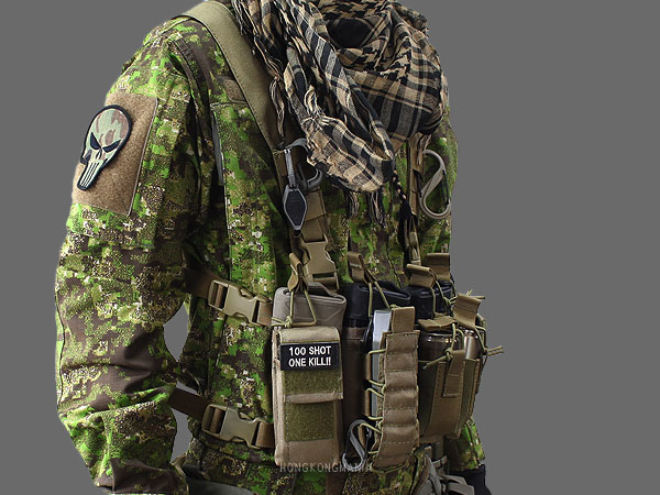 ●TMC● D-Mittsu Chest Rig-5-