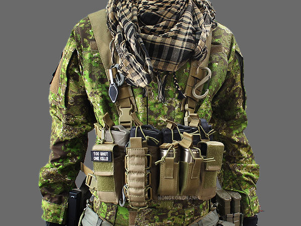 ●TMC● D-Mittsu Chest Rig-1-
