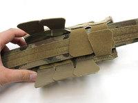 Gun Belt With 6/12