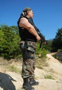 MP5の人 完成