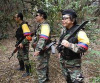 FARCやってきました