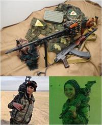 YPG仕様PKM配備