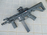 M4 パトリオット + UBRストック