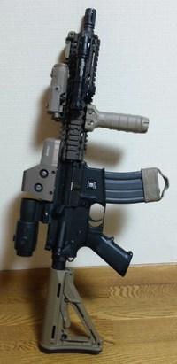 PTW MK18 MOD1 update