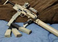 マルイ MP7A1 GBB