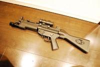 MP5プチ改造