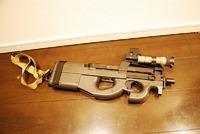 P90タクティコーなカスタム