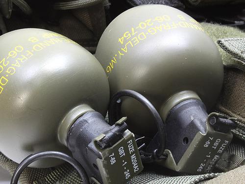 M67グレネードダミー(手榴弾レプリカ)
