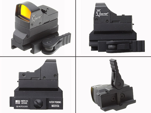 DYTAC Replica Docter Sight & AD Style QD Mount3