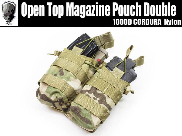 TMC社製 Open Top Magazine Pouch Double商品画像1