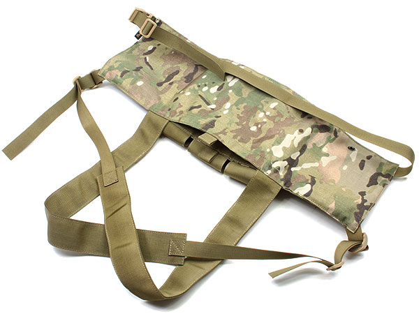 TMC社製 M4 Chest Rig LE 6 Mag ●MOLLEカスタマイズ可能なチェストリグ● 商品画像3