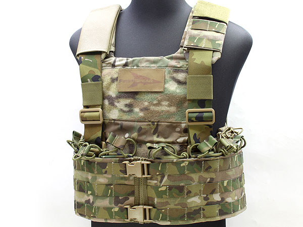 TMC社製 Load Bearing Boar Chest Rig (Multicam Webbing) sleeper 1