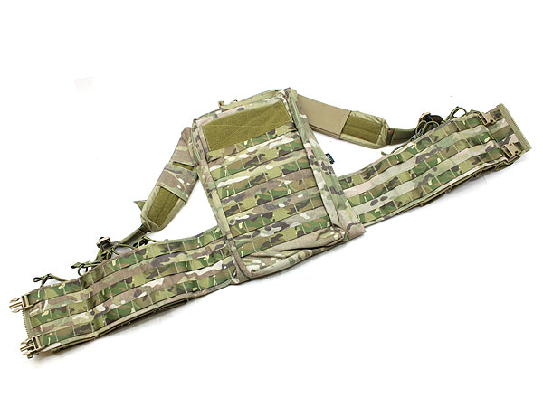 TMC社製 Load Bearing Boar Chest Rig (Multicam Webbing)3