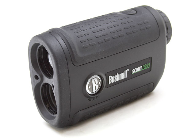 Bushnell SCOUT 1000 5x レーザーレンジファインダー(距離計)1