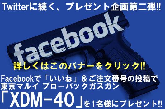 Facebookキャンペーン
