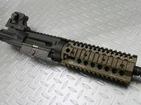 M4 SOP MODにダニエルディフェンスタイプRASを!!