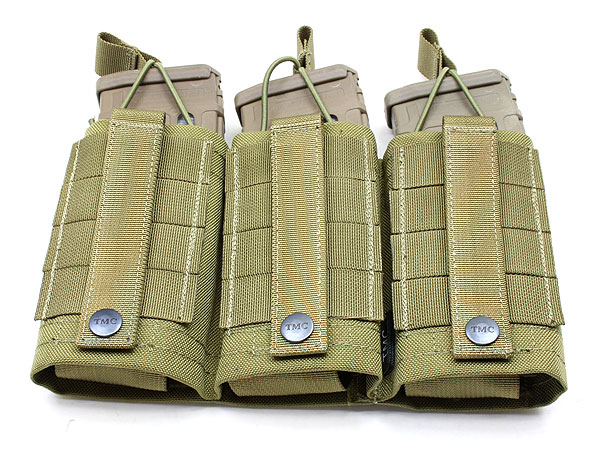 TMC社製 M4 Triple Wedge Mag Pouch3