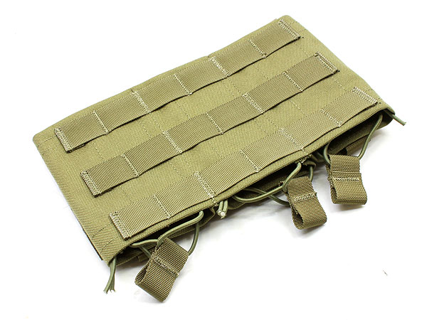 TMC社製 M4 Triple Wedge Mag Pouch2