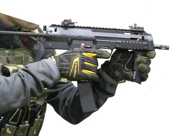 MP7A1用 wilcoxタイプ レイルハンドガード2
