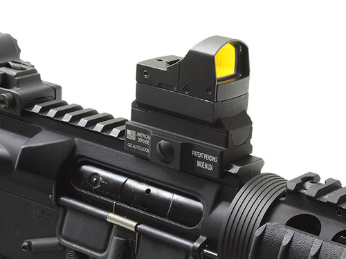 DYTAC Replica Docter Sight & AD Style QD Mount1