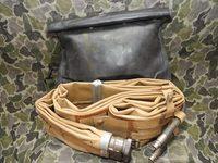 軍曹の上陸用装備