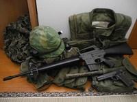M16がやってきた♪