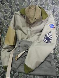 軍曹の軍衣
