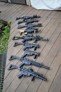 MP5 と 久々先日