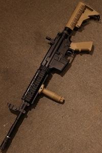 WA M4A1《スネーク・カービン》