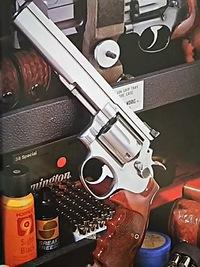 現在の狙撃拳銃