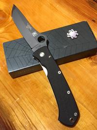 サンダーランチのナイフ
