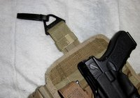 ZAK Tool's 212 Tactical Belt Clip System