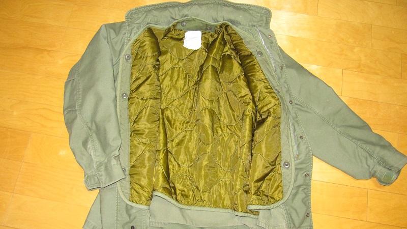 M65 Field Jaket.