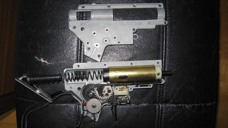 CA 7mmメカボ