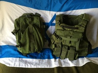 AMRAN VEST イスラエル装備