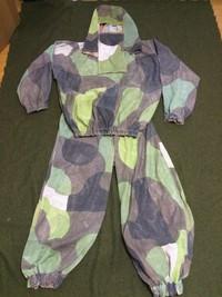 IDFメッシュオーバースーツ