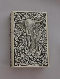 5面彫ライター彫刻