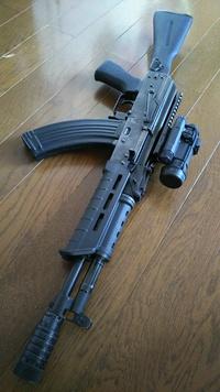 MAGPUL AK ハンドガード