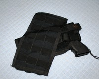 Paraclete 45/9mm/Glock - Envelope Holster