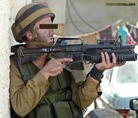 イスラエル軍 ヘルメット代用