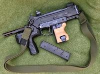 トイガン便利屋製 9ミリ機関けん銃