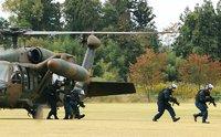 新潟県警・陸上自衛隊 柏崎刈羽原発において対テロ合同訓練