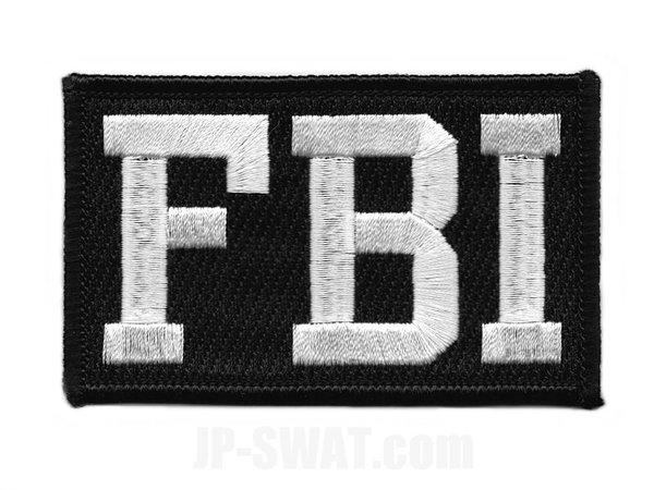FBI(連邦捜査局) ユニフォーム用 IDパッチ