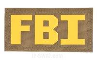 FBI HRT / SWAT ID Patch Panel CY M